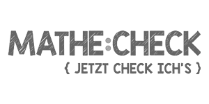Mathecheck Online Nachhilfe